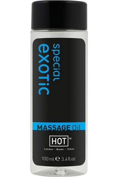 «Massageoil exotic special»  - Массажное масло — фото