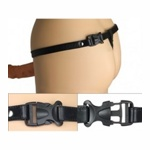 Vibrating Unisex Hollow Strap on